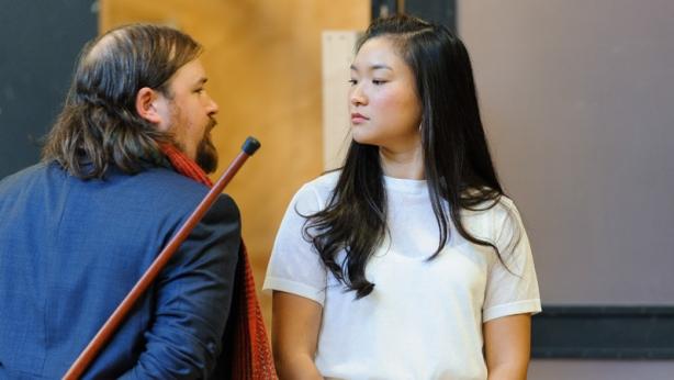 Brent Hill & Michelle Lim Davidson
