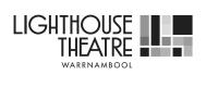 Lighthouse Theatre Warrnambool B&W