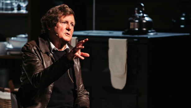David Hare in Conversation