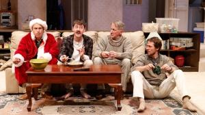 Luke Ryan, Hamish Michael, John Gaden and Gareth Reeves