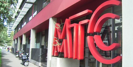 MTC's headquarters on Sturt Street, Southbank.