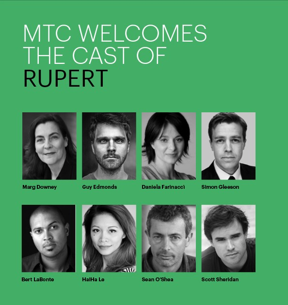 MTC welcomes the cast of Rupert