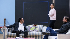 Disgraced in rehearsal   Image Gina Milicia