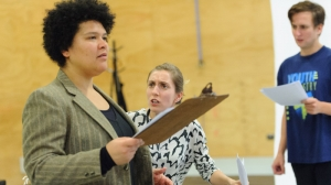 Lilith: The Jungle Girl in Rehearsal   Image: Deryk McAlpin