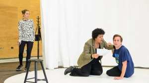 Lilith: The Jungle Girl in Rehearsal | Image: Deryk McAlpin