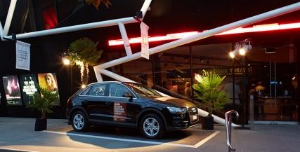 MTC Major Partner, Opening Night: Audi