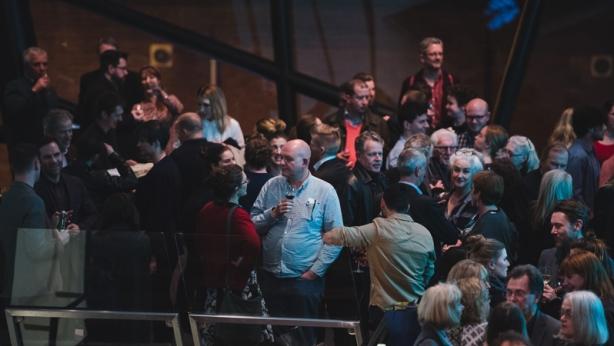 Switzerland Opening Night Audience