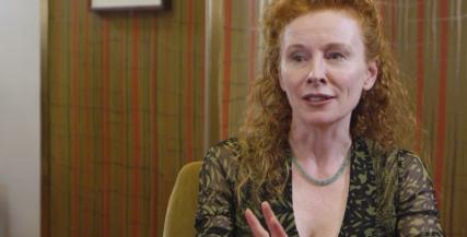 Interview | Alison Whyte on Faith Healer