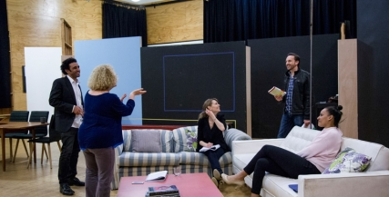Disgraced in rehearsal (2016)
