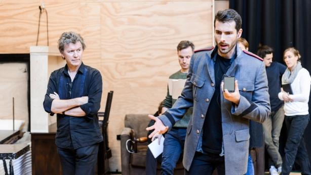 In Rehearsal | Macbeth