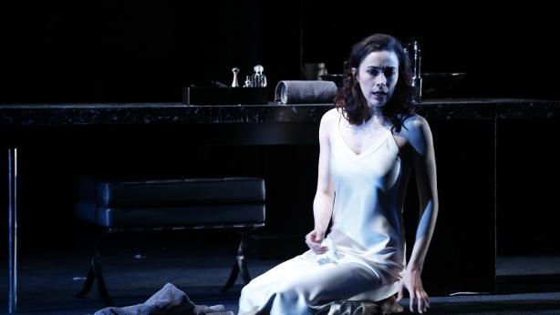 Geraldine Hakewill as Lady Macbeth