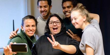 Indigenous Scholarship Participants