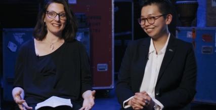 Petra Kalive & Jean Tong