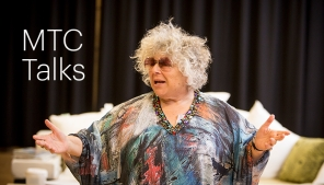 MTC Talks - Interview with Miriam Margolyes