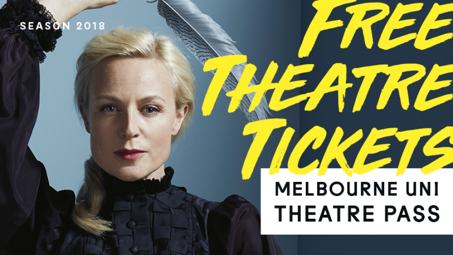 Melbourne Uni Theatre Pass 2018