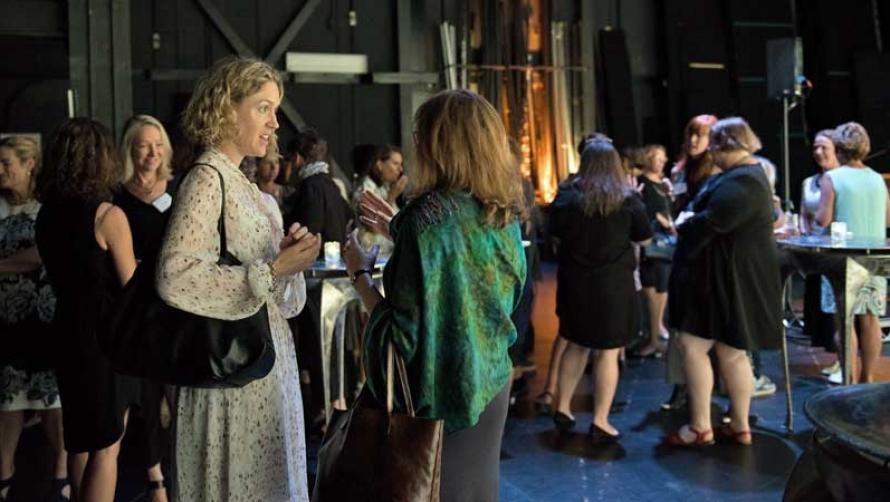 Women in Theatre Lunch 2017
