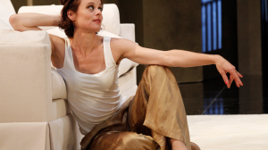 Nadine Garner in 'Private Lives'