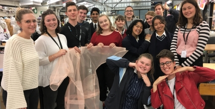 MTC 2018 Ambassadors with Sophie Woodward