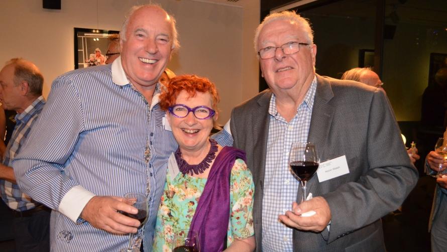 Mark Davey, Rosemary Forbes, Kevin Walsh
