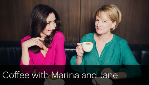 On the blog: we chat to Marina Prior and Jane Turner