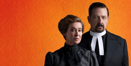 Ghosts - starring Philip Quast and Linda Cropper