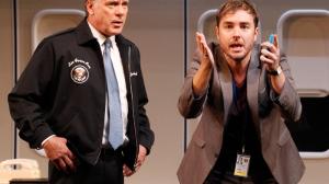 Erik Thomson and Toby Truslove in The Speechmaker (MTC 2014)