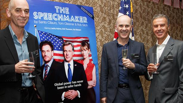 The Speechmaker - Opening Night (2014)