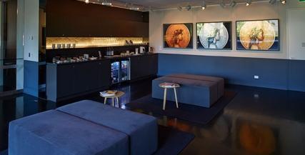 Qatar Airways MTC Lounge