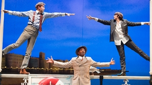 Dancers in One Man, Two Guvnors