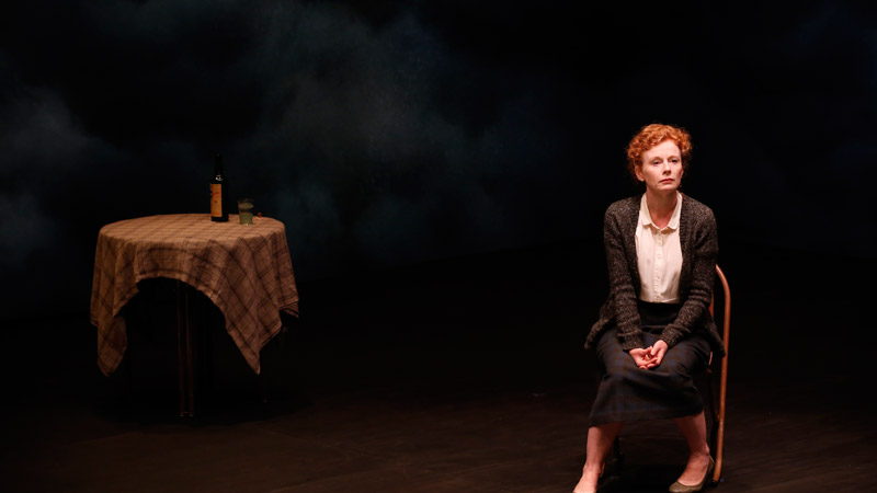 Alison Whyte in Faith Healer