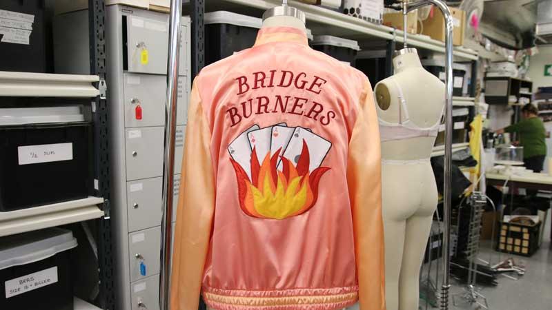 Minnie & Liraz team jackets