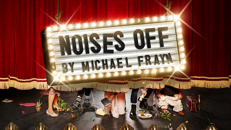 noises off The funniest farce ever written-new york post noises off by michael frayn march 13 – april 29, 2018 mainstage tickets: $20-$87 running time: 2 hours and 25.