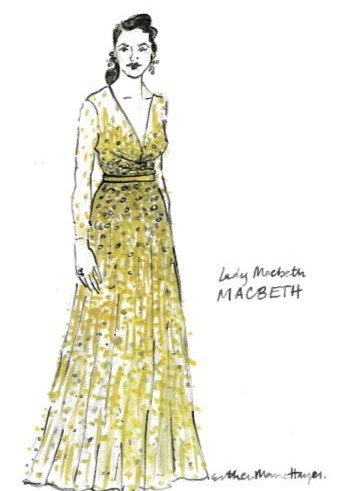 Next to North by Northwest Macbeth is the most labour intensive job Esther has designed. Her favourite part of the whole process she says ...  sc 1 st  Melbourne Theatre Company & Feature | Dressing Macbeth