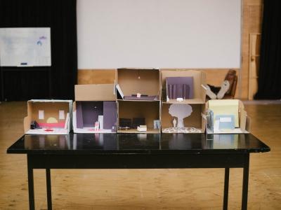 Week 3 - Model Boxes