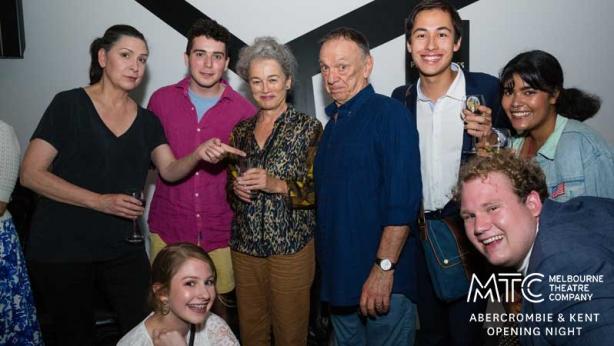 The Children Abercrombie & Kent Opening Night