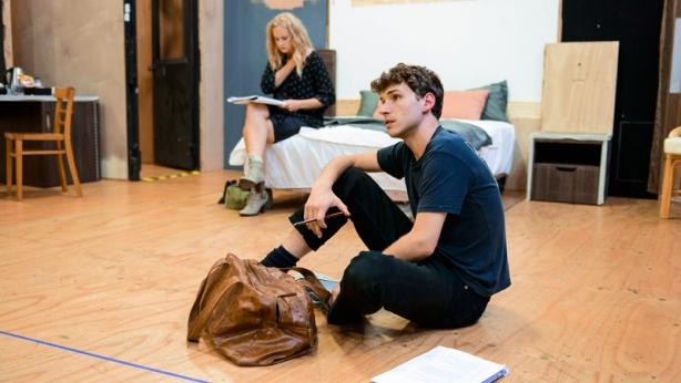 Nicholas Denton and Anna Lise Phllips