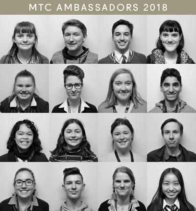 MTC Ambassadors 2018