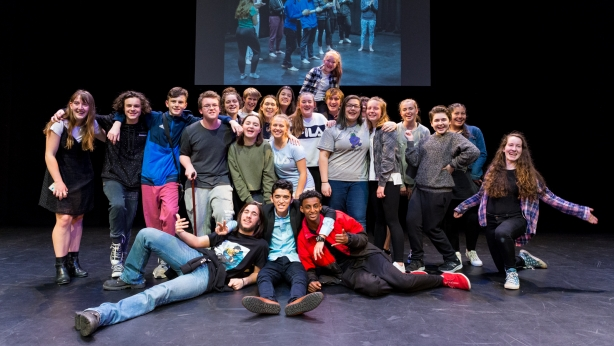 MTC Betty Amsden Youth Scholarship Course 2018