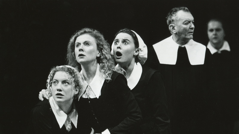 The Crucible, 1991