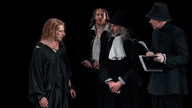 The Crucible, 2013