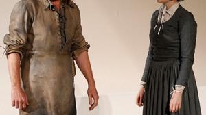 David Wenham and Elizabeth Nabben in The Crucible