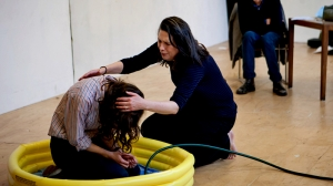 Rehearsals: The Cherry Orchard (Gina Milicia)