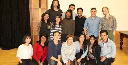 MTC/CAAP 2017 workshop participants