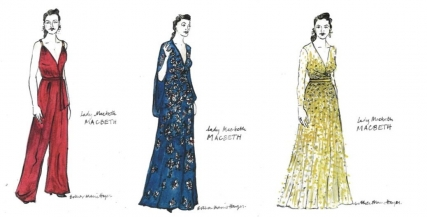 Lady Macbeth costumes