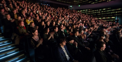 Southbank Theatre Audience