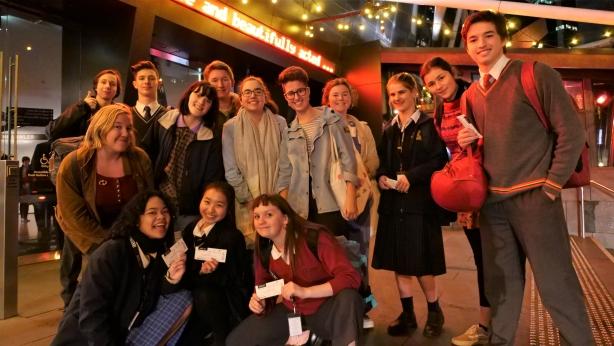 MTC Ambassadors at Southbank Theatre