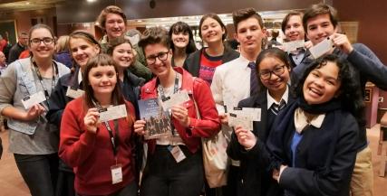 MTC Ambassadors at Arts Centre Melbourne