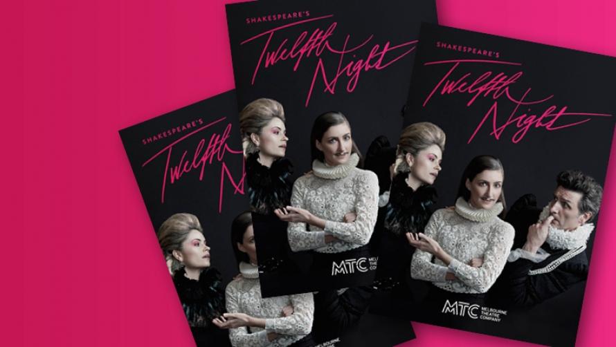 Twelfth Night programme