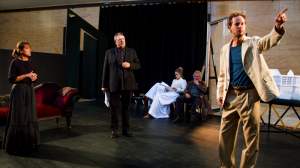 'Ghosts' in rehearsal