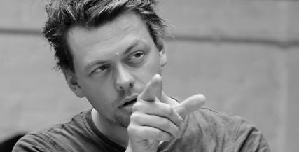 Playwright Simon Stephens / Photo: Simon Kane